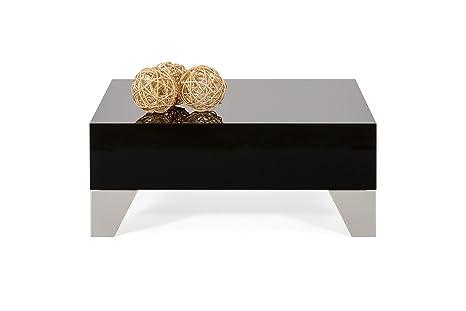 Tisch Couchtisch Schwarz hochglanz mod. EVOLUTION 60