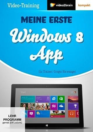Meine erste Windows 8 App
