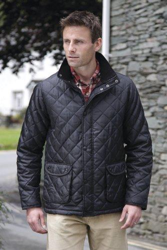 Mens Result Urban Cheltenham Jacket XX-Large Black