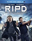 R.I.P.D. [Blu-ray + DVD + Digital Copy + UltraViolet]