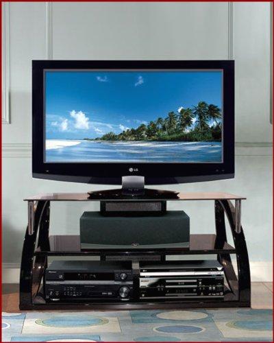 Cheap Bello – Gloss Black TV Stand BE-AVSC-4601HG (B0030AUYWG)