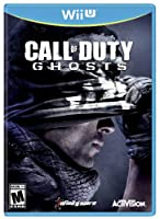 Call of Duty: Ghosts - Nintendo Wii U from Activision Inc.