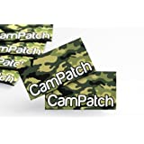 CamPatch Webcam Cover - Camouflage (2 per-order)