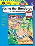 img - for Using the Standards - Number & Operations, Grade 5 (100+) book / textbook / text book