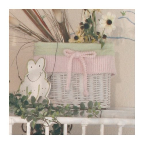 Wicker Baskets For Nursery front-1079819