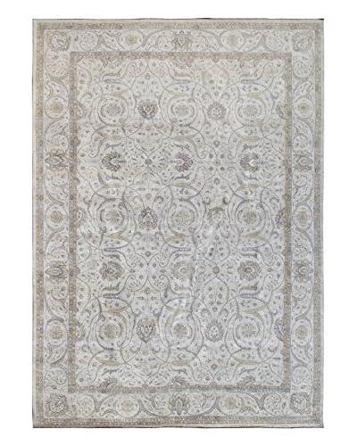 Kalaty One-of-a-Kind Pak Rug, Ivory, 14' 3 x 20' 9