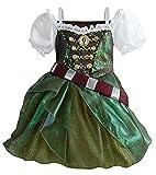 Disney Store Zarina The Pirate Fairy Costume Dress Tinkerbell Size Medium 7/8