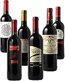 【Amazonワインエキスパート厳選】ヨーロッパ3大大国赤ワイン飲み比べ6本セット