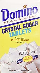 Domino Sugar Tablets 1 Lb