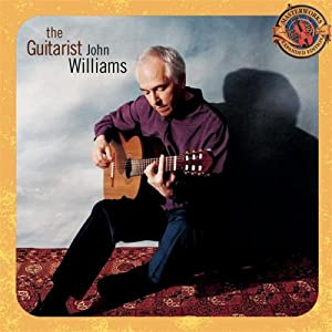 John Williams -  The Guitarist John Williams