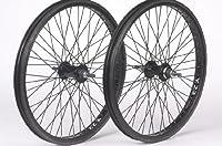 Diamond Back 48 Spokes and 3/8 Axle Rear BMX Wheel 20 inch Black from Diamond Back