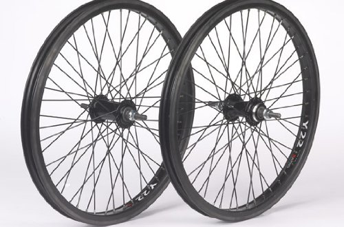 Diamondback DBX081F Front BMX Wheel - Black by Diamondback (Bmx Rims 20 Inch Front And Back compare prices)
