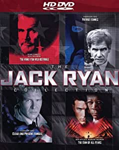 Paramount Jack Ryan Collection: Clear And Present Danger, Patriot Games, The Hunt For Red October, The Sum OfAll Fears (HD-DVD), The (Special Collector + Chr(39) + s Edition)