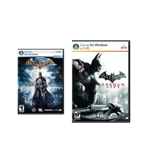 Batman Arkham Action Pack [Download]