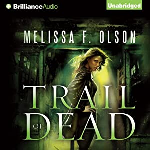 Trail of Dead: A Scarlett Bernard Novel, 2 Audiobook by Melissa F. Olson Narrated by Amy McFadden