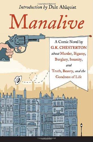 Manalive: A Novel