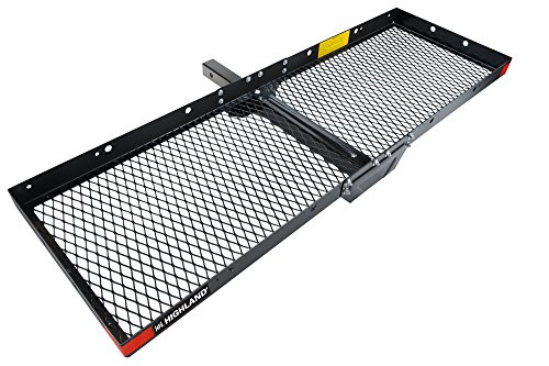 Highland 1042000 Hitch Mounted Cargo Carrier (Camping Cargo Trailer compare prices)