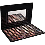 Bebeautiful Eyeshadow 88 Shades Palette, Warm