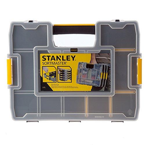 Stanley 1 93 935 fat max cassetta porta utensili 28 - Cassetta porta attrezzi stanley con ruote ...