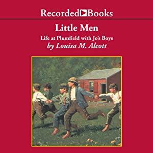 Little Men Audiobook