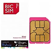 IIJ BIC SIMウェルカムパック SMS非対応 マイクロSIM 【ビックカメラグループオリジナル】