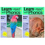 'Learn To Read With Phonics' Books 5 and 6 (Fun, colour in phonics reading scheme)by Sally Jones