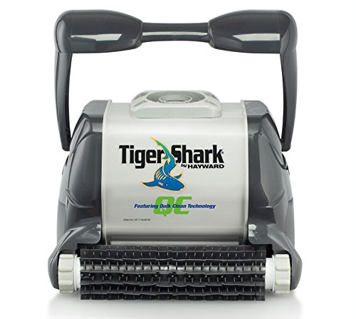 hayward rc9990gr tigershark qc automatic robotic pool cleaner with quick clean technology home. Black Bedroom Furniture Sets. Home Design Ideas