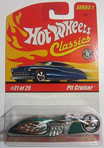 Pit Cruiser Hot Wheels Classics Series 1 - Green 21 of 25