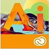 Adobe Illustrator CC (最新版) 12ヶ月版  Windows版  (プリペイド) [オンラインコード] [ダウンロード]