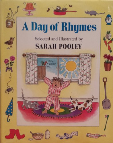 a day of rhymes, pooley, sarah