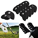 TTnight Neoprene Golf Head Cover Club Iron Putter HeadCovers Protect with 10 different types head-covers