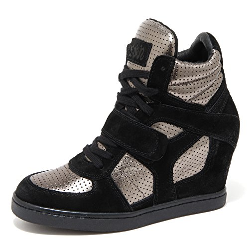 86483 sneaker zeppa ASH COOL scarpa donna shoes women [40]