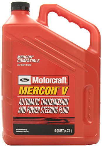 genuine-ford-xt-5-5qm-mercon-v-automatic-transmission-and-power-steering-fluid-5-quart
