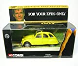 CORGI(コーギー) Citroen(シトロエン) 2CV [007 For Your Eyes Only] - James Bond