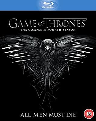Game of Thrones - Season 4 [Blu-ray] [2015] [Region Free]