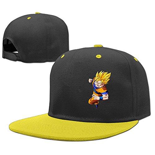 hittings-cool-goku-dragon-ball-z-child-boys-girls-hat-snapback-hiphop-cappellino-da-baseball-taglia-