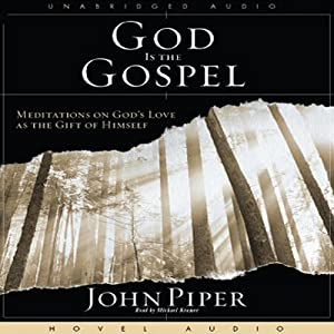 God Is the Gospel Audiobook