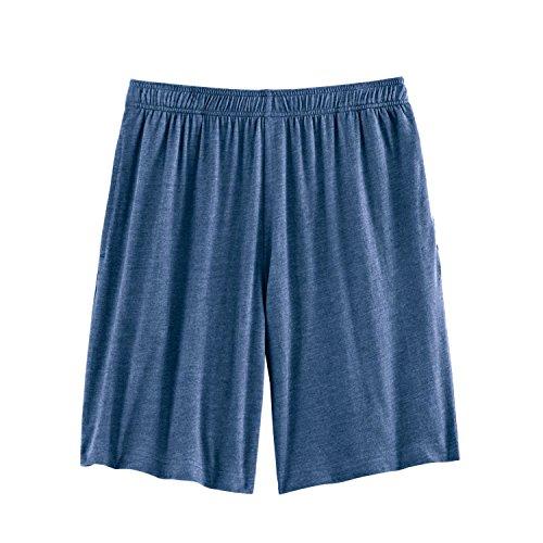 Blair Men's Full-Elastic Jersey Knit Shorts