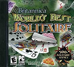 Encyclopedia Britannica World's Best Solitaire (CD)