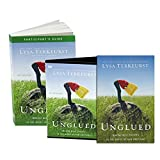 img - for Lysa TerKeurst - Unglued Full Set - Unglued: Making Wise Choices in the Midst of Raw Emotions (Book + Study Guide + DVD) book / textbook / text book