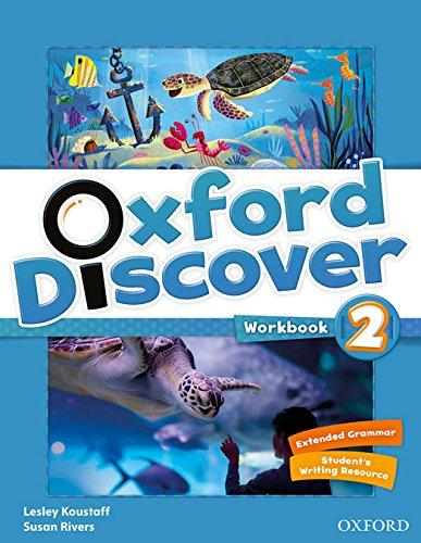 Oxford Discover 2: Activity Book