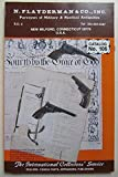 img - for N. Flayderman & Co.Inc. Catalog No. 106 Purveyors of Military & Nautical Antiquities book / textbook / text book