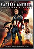 Cover art for  Captain America: The First Avenger