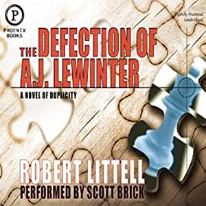 The Defection of A.J. Lewinter Audiobook