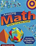 img - for [Amazing Math Projects: Projects You Can Build Yourself] (By: Lazlo C. Bardos) [published: September, 2010] book / textbook / text book