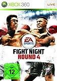 XBOX 360 FIGHT NIGHT ROUND 4 - BOXE