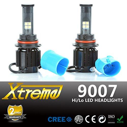 Xprite LED Headlight Conversion Kit W/ 4.3k 5k 6k ...