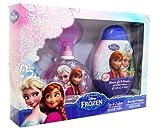 Disney Frozen Gift Set with Eau De Toilette Spray 3.4 oz and Gel 10.2 oz for Girls