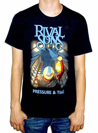 Rival Sons (Pressure And Time) T-shirt