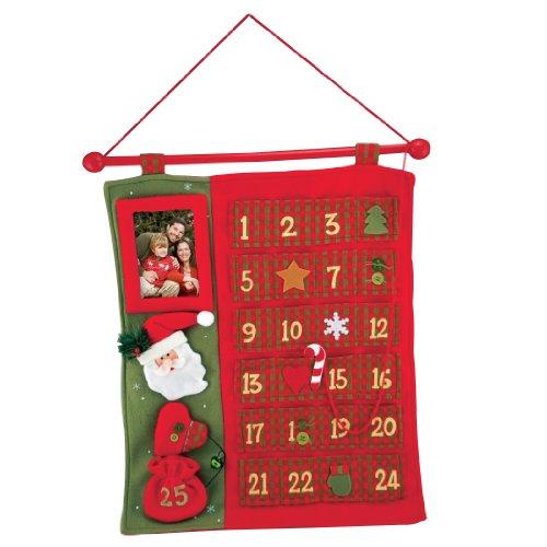 Felt Christmas Tree Advent Calendar: Felt Advent Calendars & Kits
